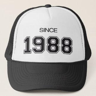 1988誕生日プレゼントのアイディア キャップ