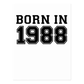 1988.pngで生まれて下さい ポストカード