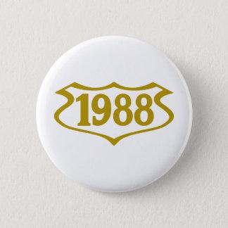 1988-shield.png 5.7cm 丸型バッジ