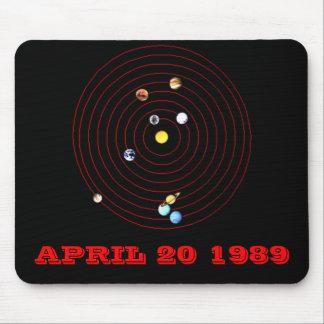 1989年4月20日 マウスパッド