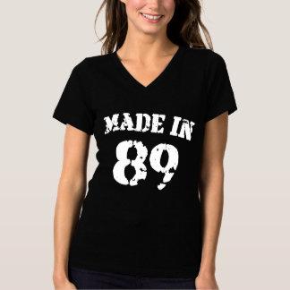 1989 89で作りました Tシャツ