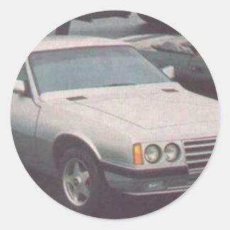 1990年のピューマAMV ラウンドシール