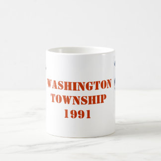 1991人のミニットマンか女中のマグ コーヒーマグカップ