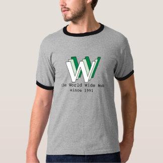 1991年以来のワールド・ワイド・ウェブ、- WWWのワイシャツ Tシャツ