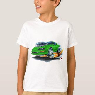 1993-97年のCamaroの緑車 Tシャツ