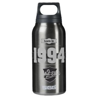 1994年に生まれて下さい(Light&Darkgrey) 断熱ウォーターボトル