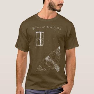 1994年-白いインク Tシャツ