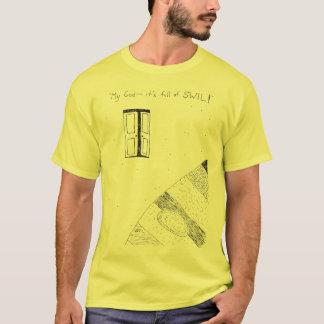 1994年-黒いインク Tシャツ