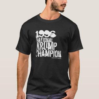 1996年のKrumpのチャンピオン Tシャツ