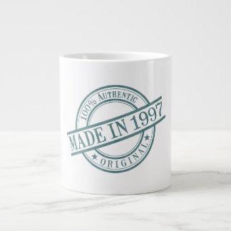 1997年に作られる ジャンボコーヒーマグカップ
