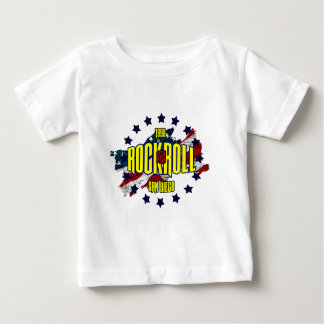 1998年-ロックンロールサンディエゴ.png ベビーTシャツ