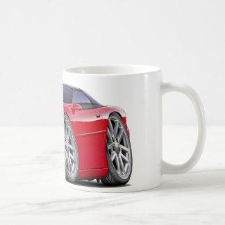 1998-2003年のCamaroの赤車 コーヒーマグカップ