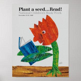 1999人の児童読書週間ポスター ポスター
