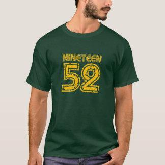 19 52 Tシャツ