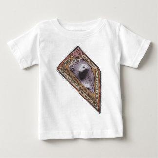 19.5 CYDONIANSの版権(c) 2010年のMarti J.ヒューズ ベビーTシャツ
