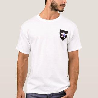 19D第2歩兵部隊 Tシャツ