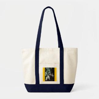 1 -水色- Totebagを話しているペリカン トートバッグ