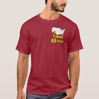 1、行く49! -サポートSB1070 Tシャツ
