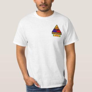 1/69th装甲ブラックパンサーM113 Guidonのワイシャツ Tシャツ