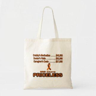 #1 MSの治療の貴重なバッグ トートバッグ