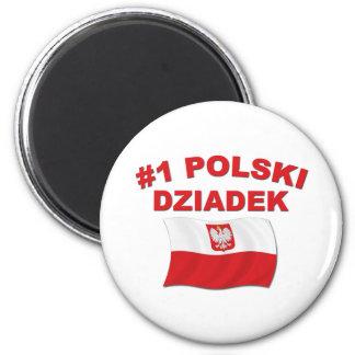#1 Polski Dziadek マグネット