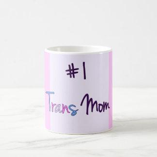 #1 TRANSのお母さん コーヒーマグカップ