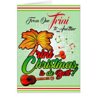 1 Triniから別のものへの-クリスマス カード