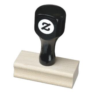 "1"" x 2.5""木製の芸術のスタンプ ラバースタンプ"