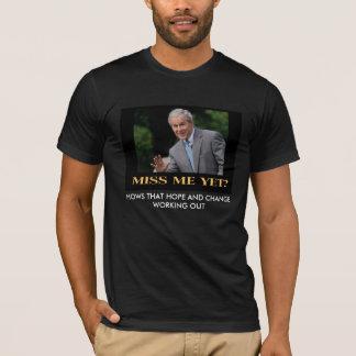 1miss_me_yetの働くことを…望み、変える方法 tシャツ