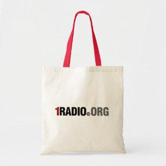 1Radioバッグ トートバッグ