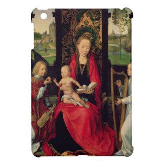 2つの天使のマドンナそして子供 iPad MINIケース