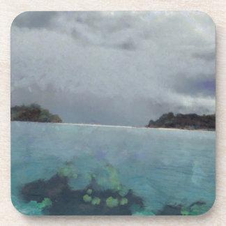 2つの島か1つ コースター