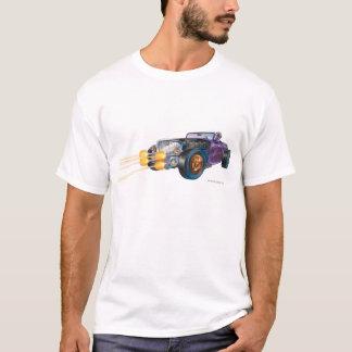 2つの顔の車2 Tシャツ