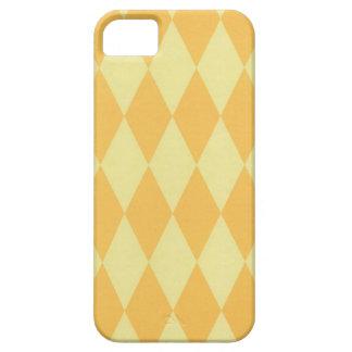 2つは黄色い道化師にある調子を与えました iPhone SE/5/5s ケース