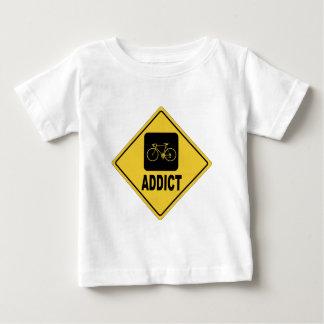 2つを循環させるAW ベビーTシャツ