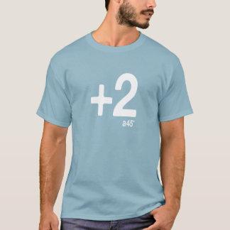 2と Tシャツ