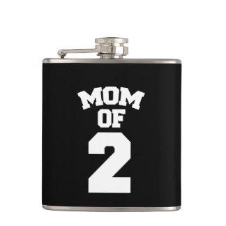 2のお母さん フラスク