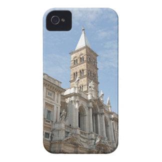 2の聖者のマリアMaggiore教会の外面 Case-Mate iPhone 4 ケース