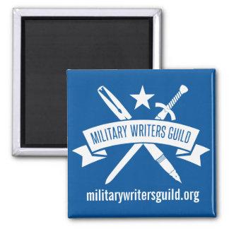 2インチの正方形の磁石、空軍士官学校の青 マグネット