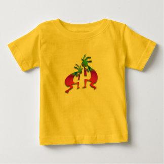 2ココペリ#4 ベビーTシャツ