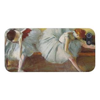 2バレエダンサーのiPhone 5の箱のガスを抜いて下さい iPhone 5 ケース