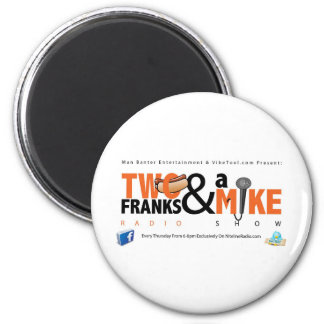 2フランク及びマイク マグネット