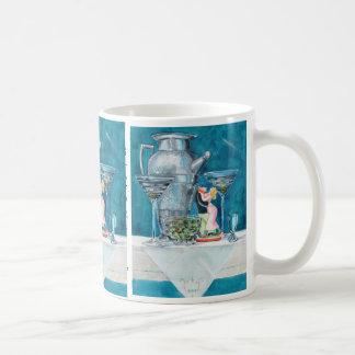 2マグのためのカクテル コーヒーマグカップ