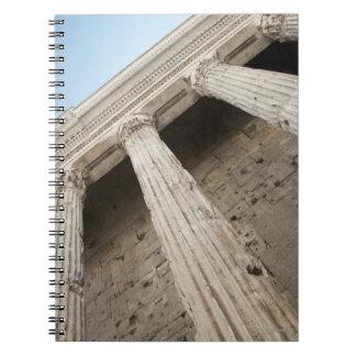 2ローマのコラム ノートブック