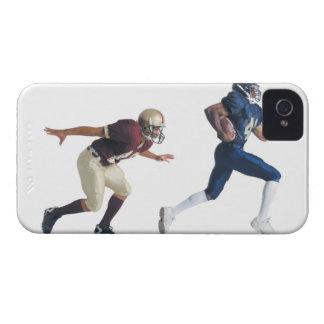 2人のアフリカ系アメリカ人のアメリカン・フットボールプレーヤー Case-Mate iPhone 4 ケース