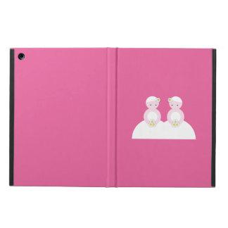2人のコーカサス地方の花嫁 iPad AIRケース