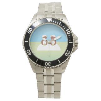 2人の花嫁 腕時計