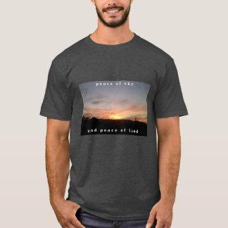 2写真の人の木炭Tシャツ Tシャツ
