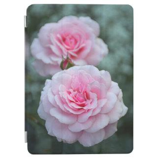 2匹のピンクのバラ iPad AIR カバー