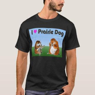 2匹のプレーリードッグ(2) Tシャツ